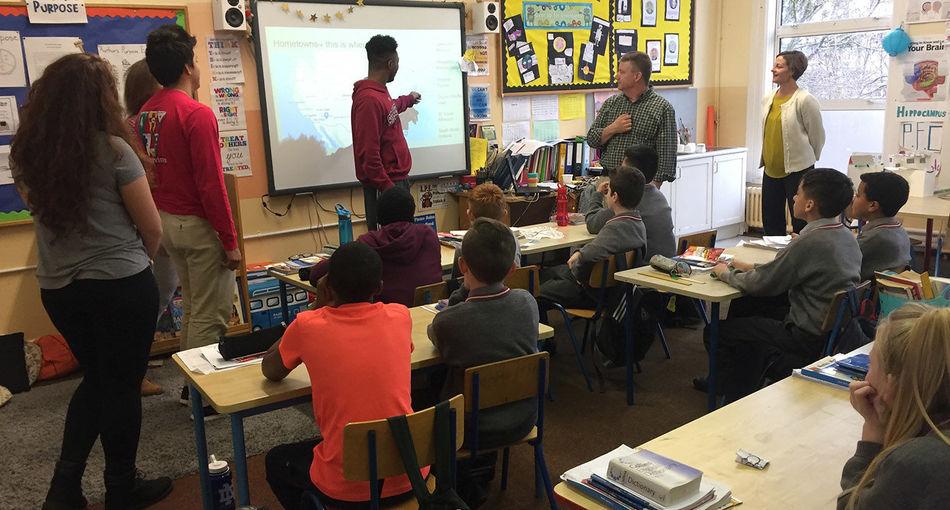Cbl St Enda S Primary School 2018